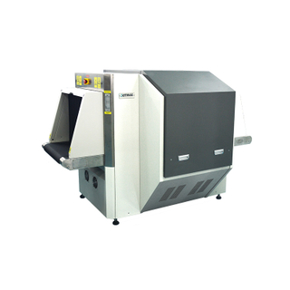 EI-6550DV Dual ni X-ray baggage Scanner Machine para sa Security